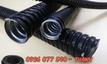 Phân phối ống ruột gà lõi thép bọc nhựa, ống ruột gà phi 2 inch, 25m