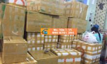 Dịch vụ vận chuyển lịch tết, bàn ghế tượng gỗ quần áo nệm kymdan đi Úc