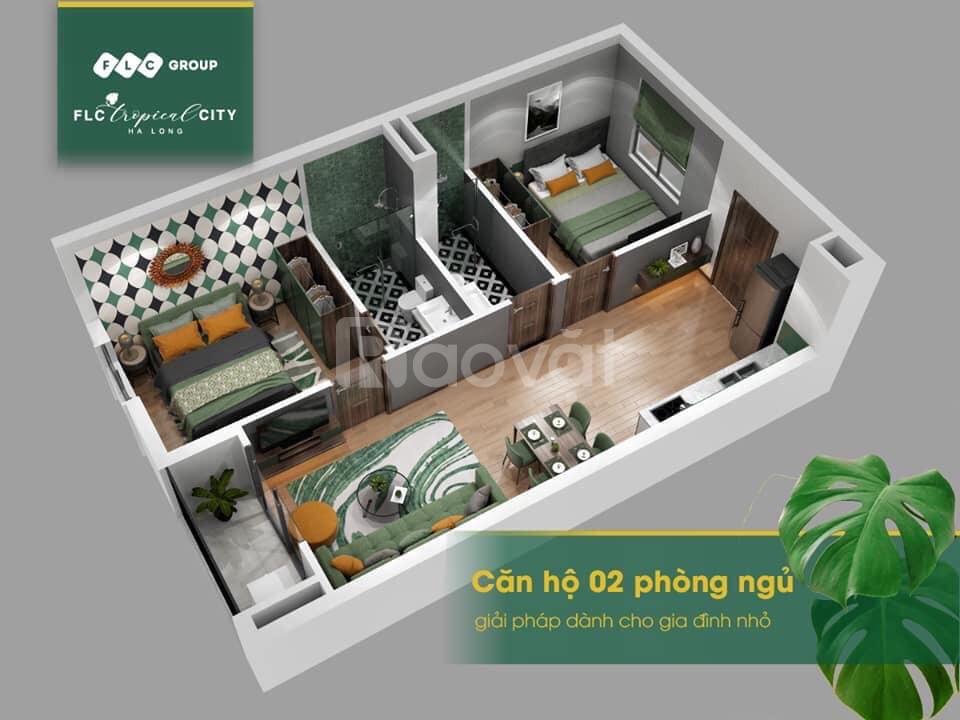 Chung cư giá rẻ FLC Tropical Cao Xanh Hà Khánh