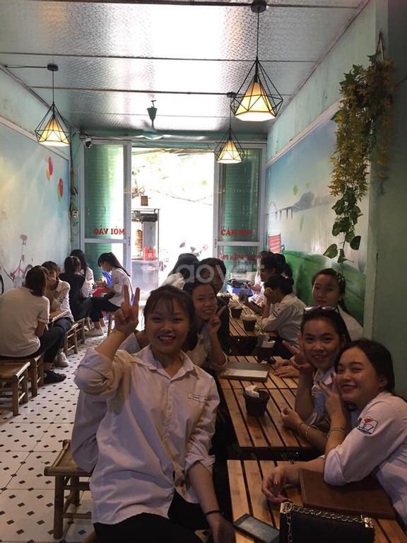 Sang nhượng quán giải khát tại 88 Tả Thanh Oai, ĐD nhiều trường học
