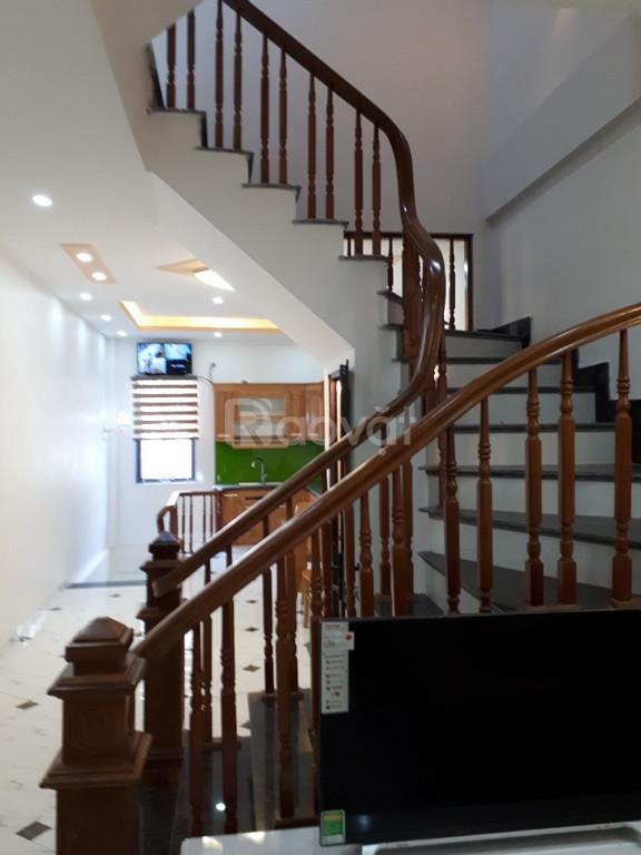 Bán nhà Hà Trì 4, đã hoàn thiện, 33m2, 4 tầng, 3 PN