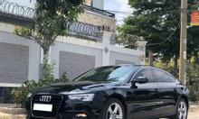 Xe Audi A5 model 2016, màu đen, nhập Đức