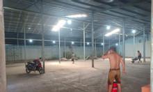 Nhà xưởng cho thuê 2500m2 ngã tư Ga Quận 12