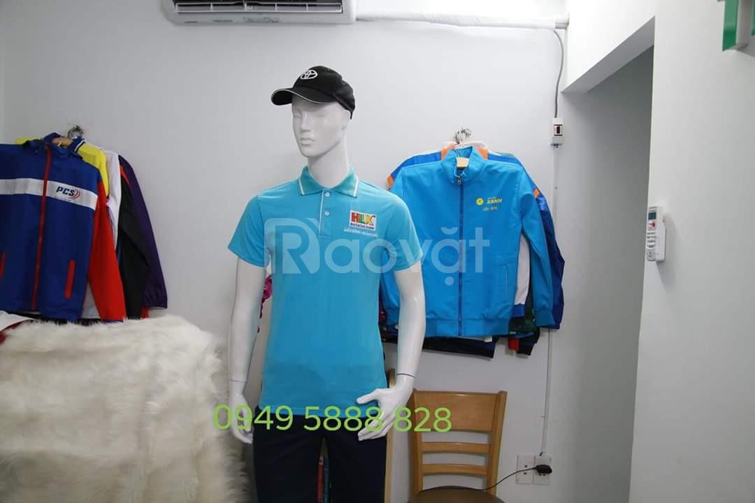May áo thun đồng phục giá rẻ Quy Nhơn Bình Định