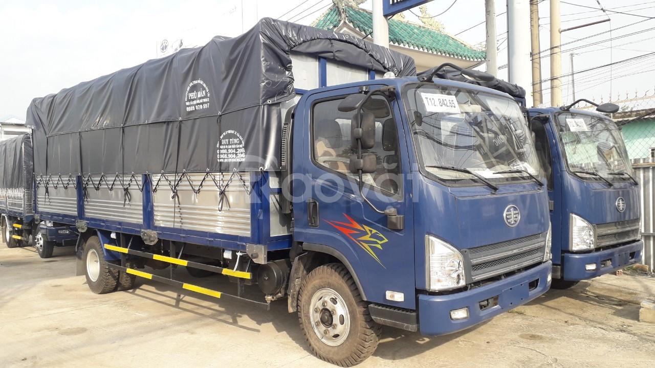 Xe 8 tấn ga cơ máy hyundai nhập số lượng có hạn