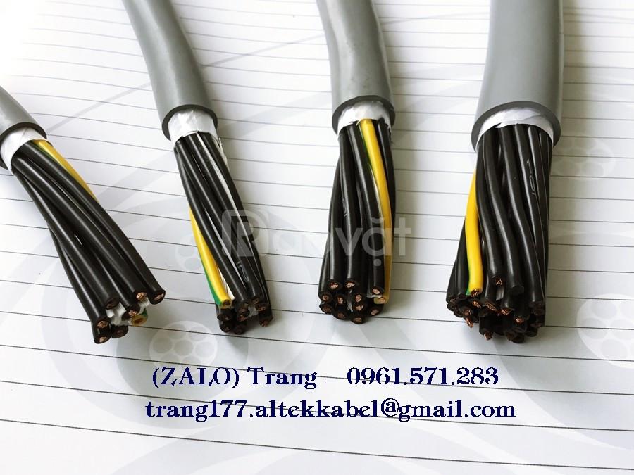 Cáp điều khiển chống nhiễu Altek Kabel, cáp 12x1.0