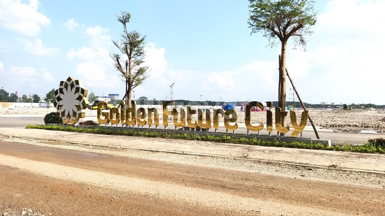 Đất KCN Bàu Bàng, liền kề QL13, xã Lai Uyên, huyện Bàu Bàng, giá 550tr