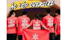 Xưởng áo lớp oversize 2019 toàn quốc