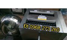 Máy vo viên thuốc tễ, máy làm viên hoàn mềm cỡ 23mm có tay gạt DZ40