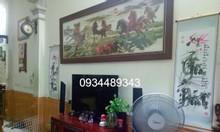 Nhà đẹp 5 tầng ngõ 127 Hào Nam Đống Đa ngõ rộng, dân trí cao