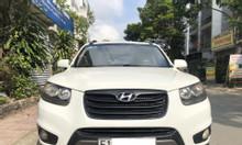 Cần bán xe Hyundai Santa Fe 2.4 AT 4WD, model 2012, nhập Hàn