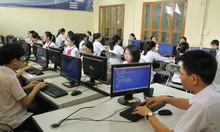 Thông báo chiêu sinh lớp tin học văn phòng