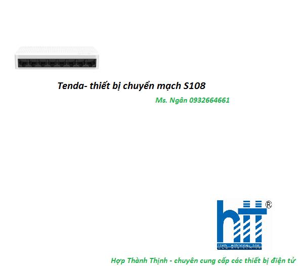 Tenda thiết bị chuyển mạch S108