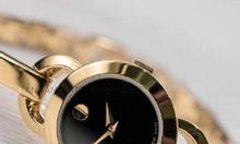 Đồng Hồ Movado 0606888 Nữ Thép Không Gỉ Kính Sapphire 22mm