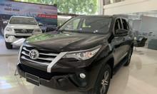 Toyota Fortuner 2.4 số sàn 2019 gg 120tr đồng
