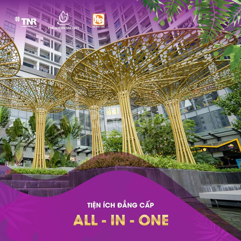 Bán  chung cư Goldmark City 136 Hồ Tùng Mậu có nhà ở ngay căn hoa hậu