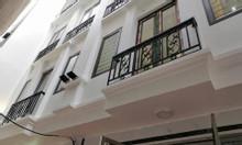 Bán nhà mới xây mặt phố Khương Trung, ngõ thẳng tắp, DT 31*4, MT3.8m
