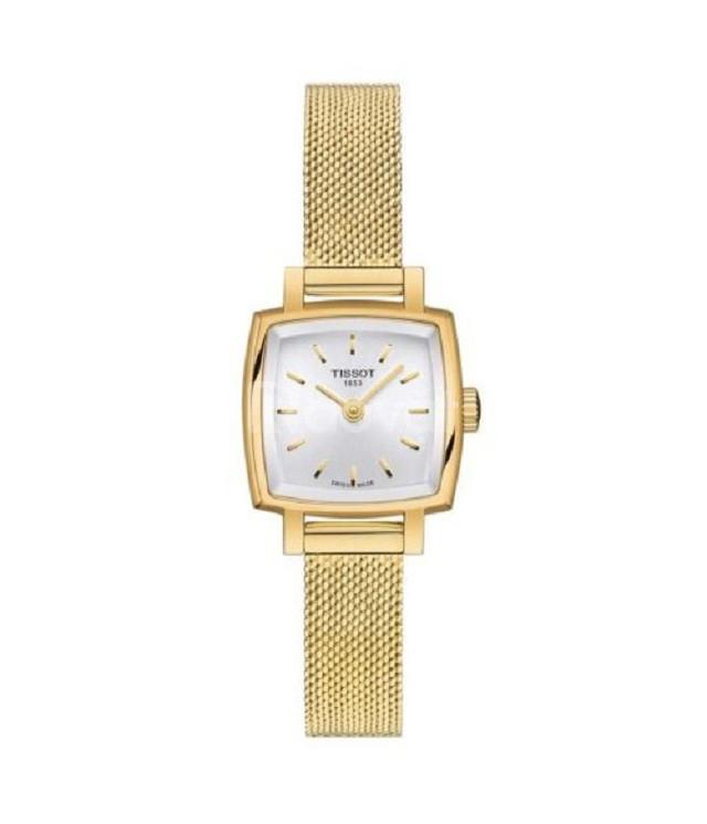 Đồng hồ Tissot nữ dây lưới kính Sapphire 20mm