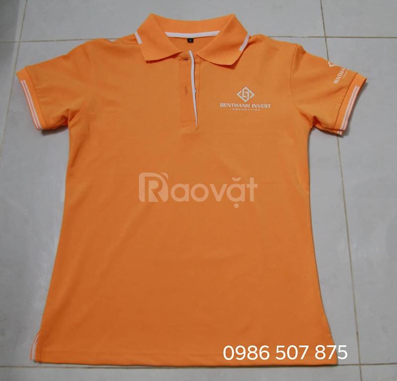 May đồng phục áo thun công ty , doanh nghiệp toàn quốc