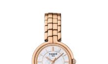 Đồng hồ Tissot nữ kính Sapphire lịch ngày 30mm