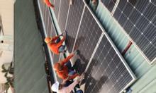 Điện mặt trời áp mái cho doanh nghiệp