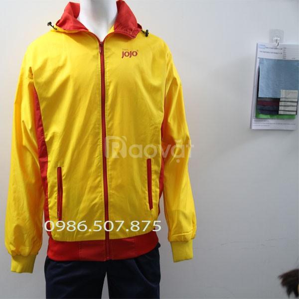 Đồng phục áo gió, áo khoác tại Bình Phước