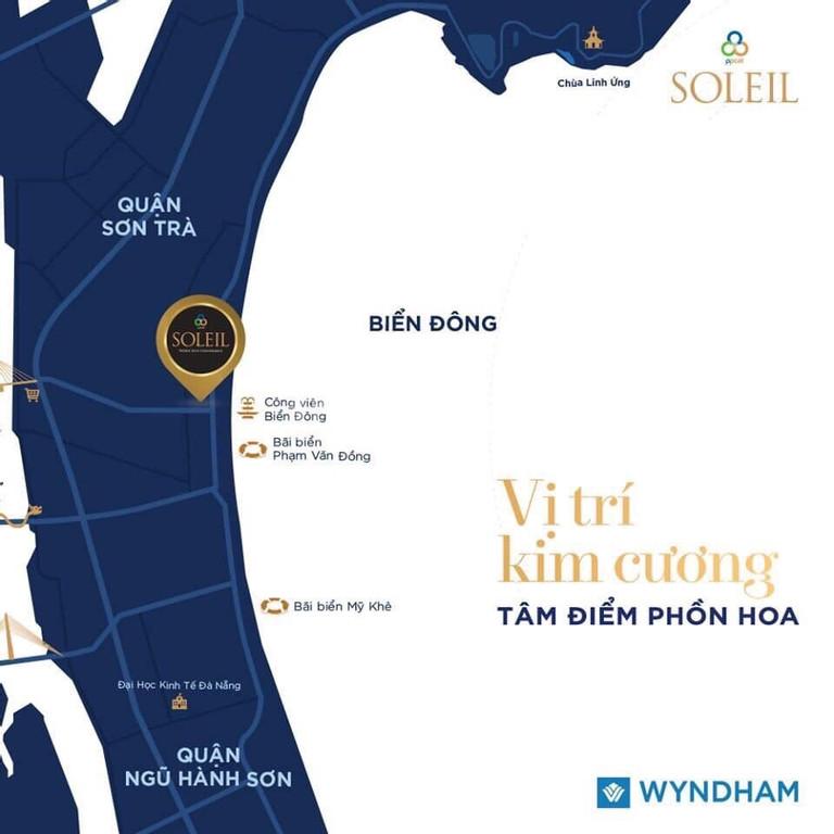 Soleil Đà Nẵng- Căn hộ cao cấp mặt biển Mỹ Khê