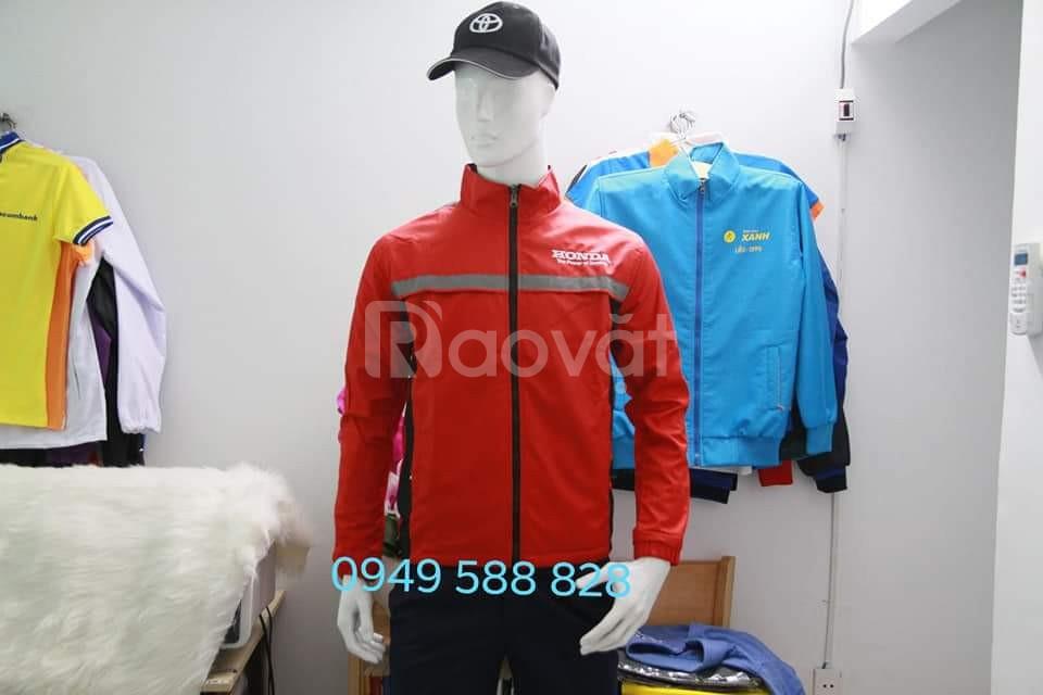 Xưởng may áo khoác, áo gió giá rẻ tại ĐăkNông