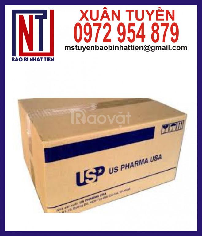 Cung cấp thùng carton 3 lớp, 5 lớp
