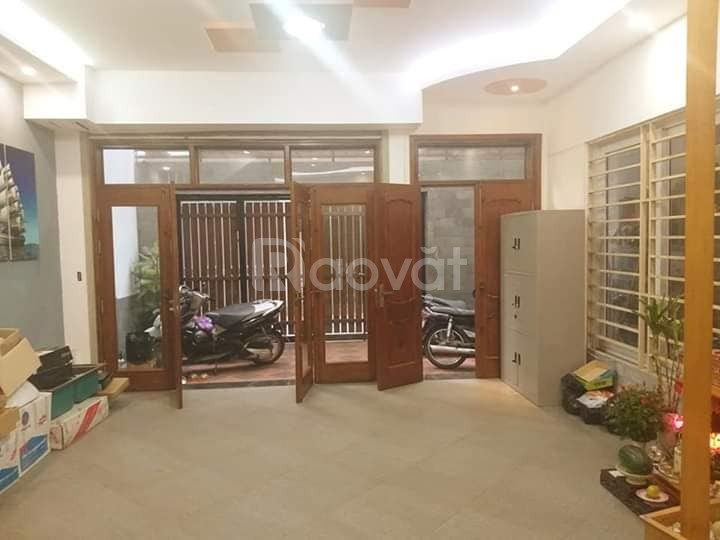 Giá 12.68 tỷ nhà phố Đào Tấn, Ba Đình, kd, 86m2 x 5 tầng