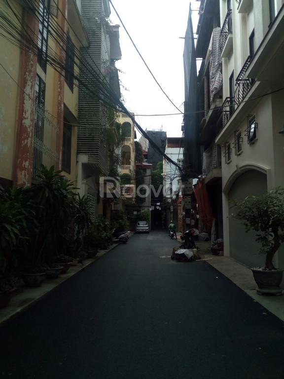 Bán chất lượng sống, ở luôn nhà 70m2 Nguyễn Ngọc Lại, Thanh Xuân