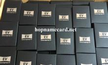 Ví đựng card visit bỏ túi mã nc07 khắc logo – ev group