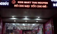 Cần cho thuê mặt bằng mặt tiền tại Lương Ngọc Quyến, Thái Nguyên.