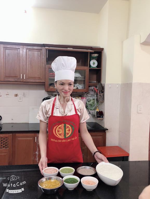 Khóa học kỹ thuật chế biến cháo dinh dưỡng tại Đà Nẵng