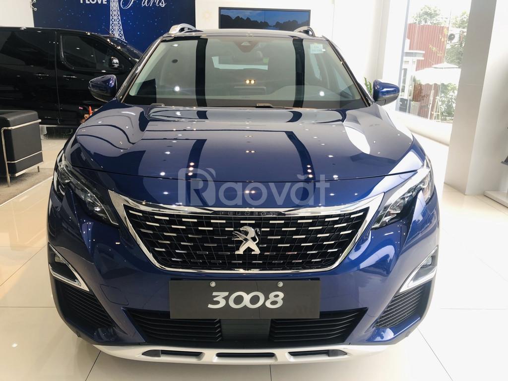 Bán Xe Peugeot 3008 màu xanh