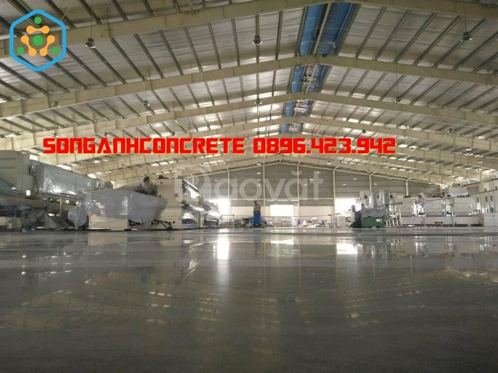 Dịch vụ mài sàn bê tông tại Quảng Ngãi - BTMSONGANH