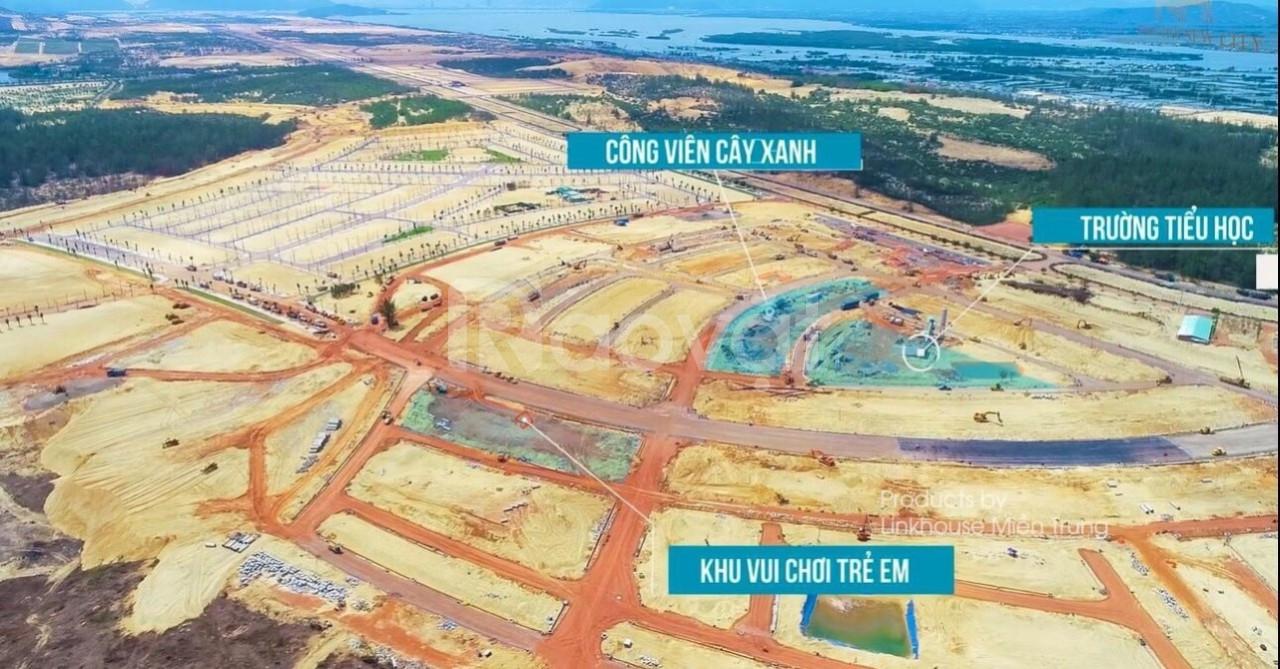 Bán 2 lô đất nền dự án Nhơn Hội phân khu II tại xã Nhơn Lý, TP. Quy Nhơn, tỉnh Bình Định.