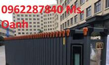 Dịch vụ lắp cửa cổng tự động nhà phố tại Đà Nẵng