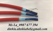Cáp chống cháy chống nhiễu Altek Kabel chất lượng tốt