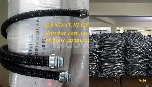 Ống luồn dây điện ruột gà- Ống ruột gà và lưới bện inox- Ống ruột gà