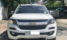 Cần bán xe Chevrolet Trailblazer LTZ 2.8 AT 4x4, model 2019, màu trắng