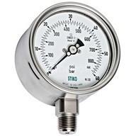 Cách phân biệt các loại đồng hồ đo áp suất