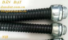 Ống ruột gà bọc lưới- ống luồn dây điện ruột gà-ống thép luồn dây điện
