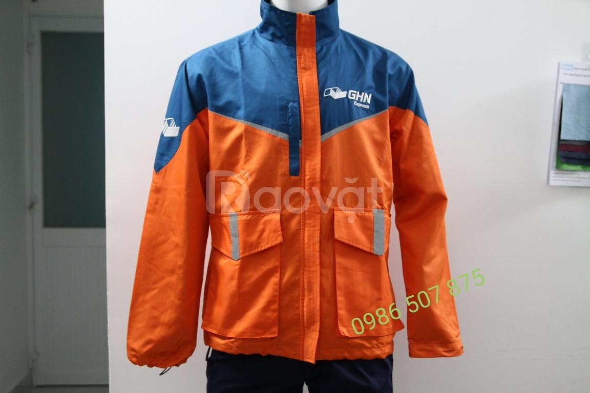 Xưởng may áo khoác áo gió tại Gia Lai