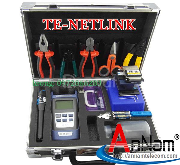 Bộ dụng cụ  TE-NETLINK F-506 dùng cho làm quang