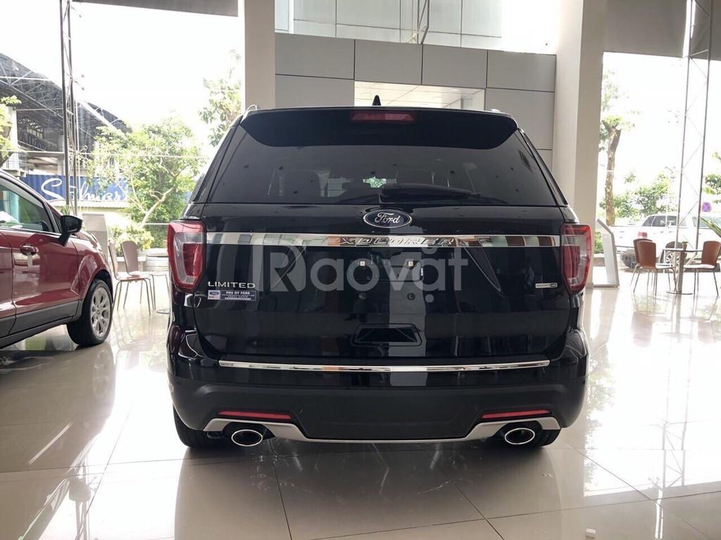 Ford Explorer 2019 - thể hiện sự đẳng cấp