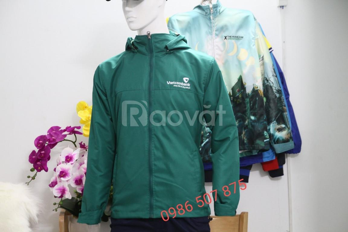 May áo gió, áo khoác mùa đông tại Đà Nẵng