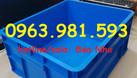 Thùng nhựa B1, hộp đựng linh kiện có nắp đậy (ảnh 7)