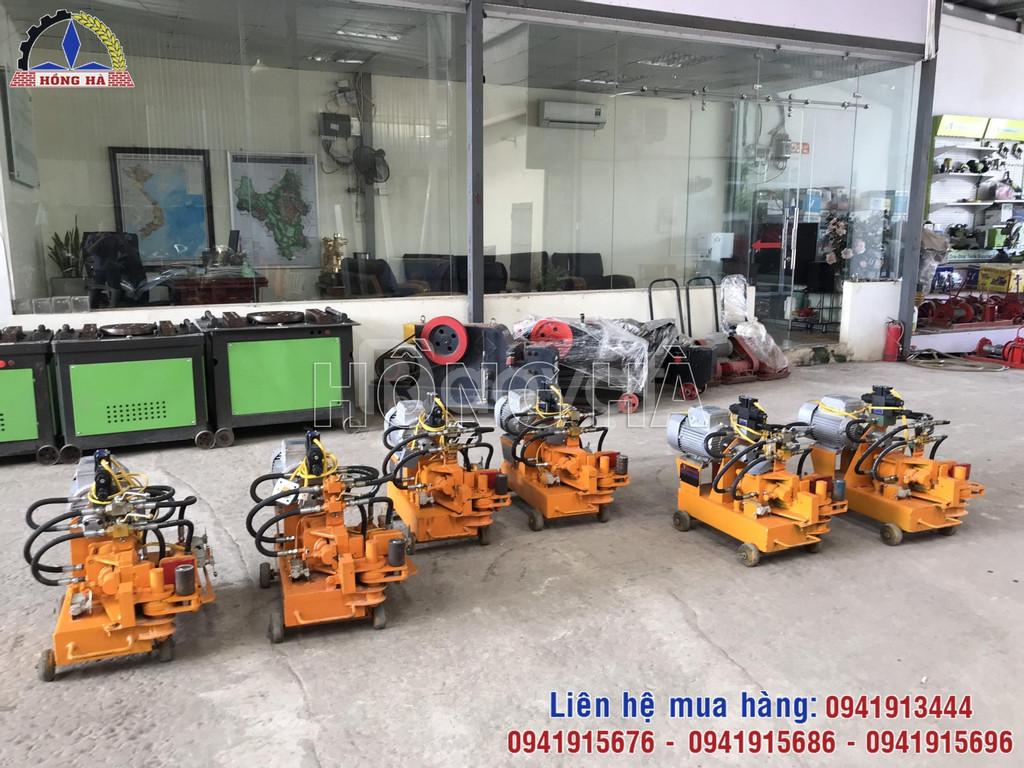 Đánh giá chất lượng máy cắt bẻ sắt CBF25 Hồng Hà