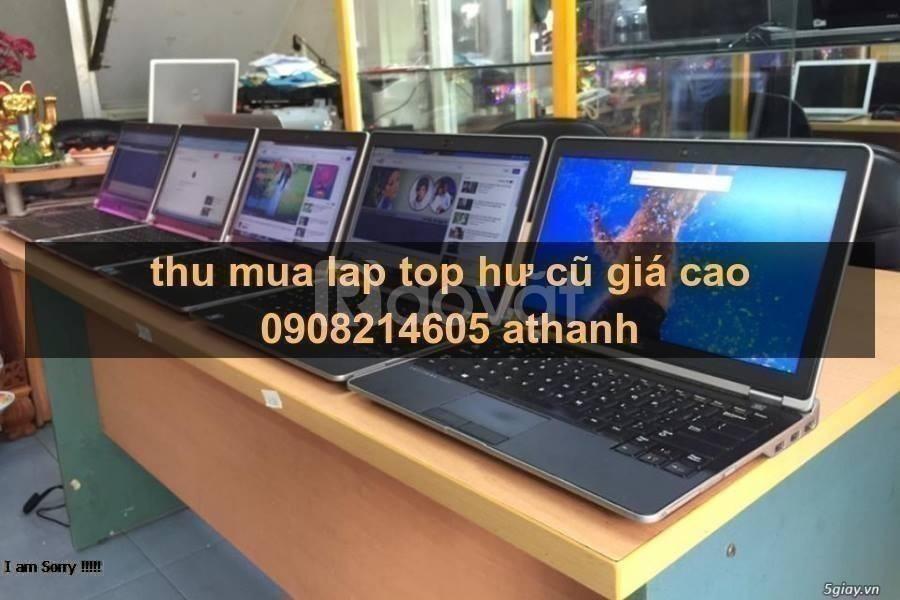 Thu mua máy tính cũ tận nơi khu vực tp.HCM và các tỉnh lân cận